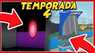 NOVA 4 TEMPORADA DO MAD CITY COM VILÕES! - ROBLOX