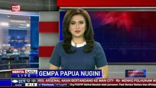 Peringatan Tsunami di Papua Nugini Dicabut