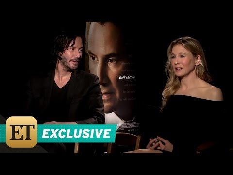 EXCLUSIVE: Renee Zellweger and Keanu Reeves Reveal the Reasons Why They Avoid Social Media