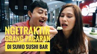 Jomblo Bahagia Traktir Orang Pacaran di Sumo Sushi Bar