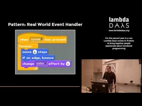 Lambda Days 2015 - Garrett Smith - (..) Lessons from Bouncy Squirrel