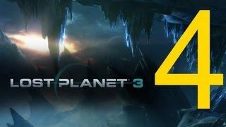 Lost Planet 3 Прохождение игры с комментариями. Часть 4