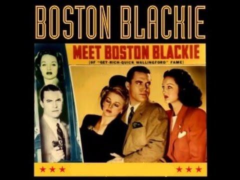Boston Blackie -