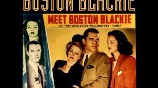 "Boston Blackie - ""Blackie Goes to Jail"" 12/3/46 - Old Time Radio/Crime-Detective"