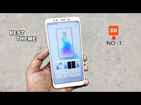No 1 2019 Theme For MIUI 10 | Best Ever Look For Xiaomi Devices