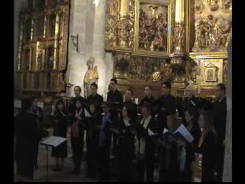 CORO PICCOLO, ECCE HOMO (Howard Goodall)