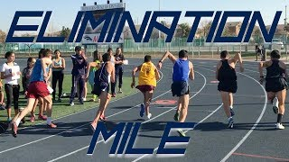 HIGH SCHOOL ELIMINATION MILE