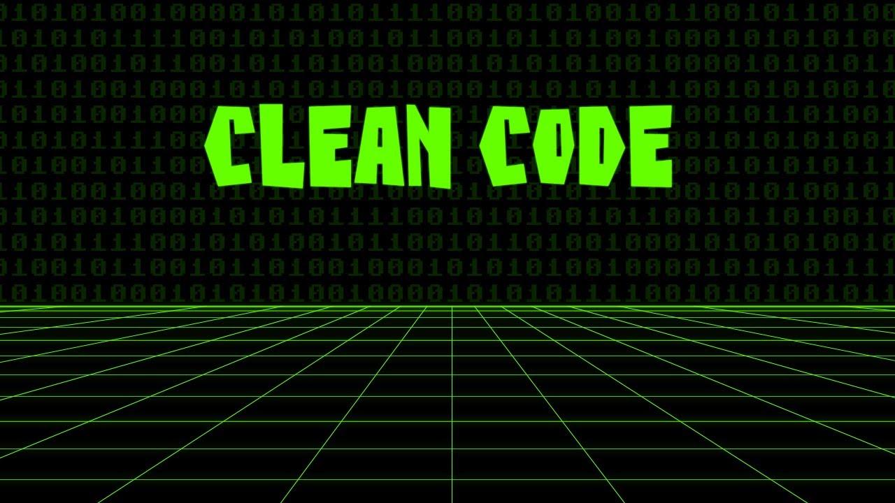 Clean Code! - YouTube