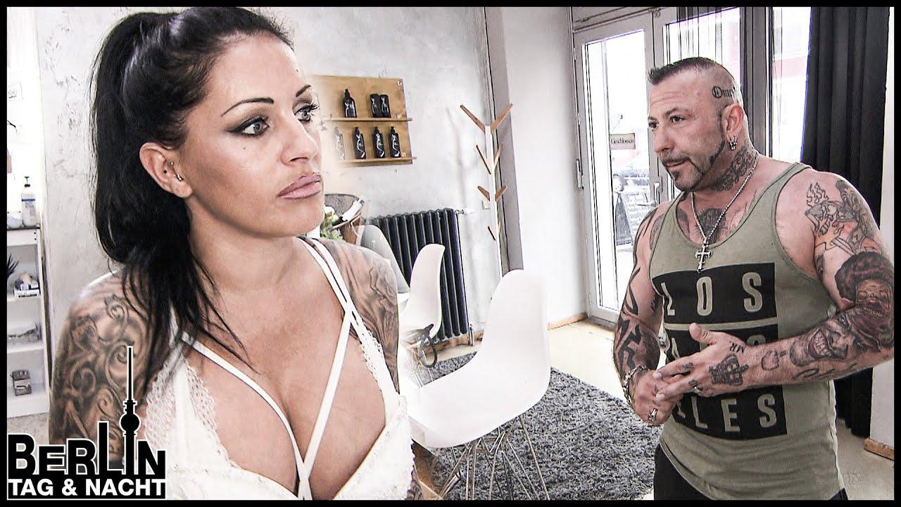 Fabrizio Sieht Jj Im Brautkleid Berlin Tag Nacht 2245 Youtube