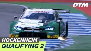 DTM Hockenheim - Qualifying Videos