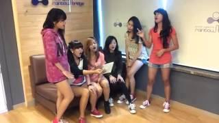 [Singing Practis]New Girlband S.O.S