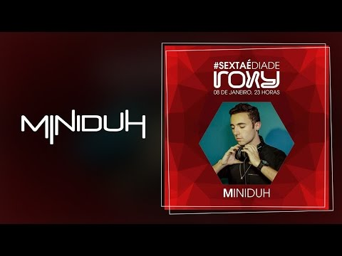 Miniduh - Dirty Dancing (Roxy Club - BH/MG) - 08Jan16