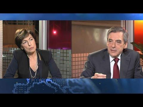 Primaire à droite: l'interview intégrale de François Fillon sur BFMTV