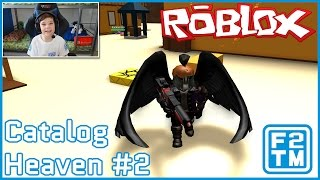 Roblox Catalog Heaven #2 (THE BEST GEAR YOU CAN'T AFFORD TO BUY IN ROBLOX?!?)