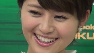 2012年12月8日 東京・新宿 フジテレビの情報番組「めざましどようび」の...