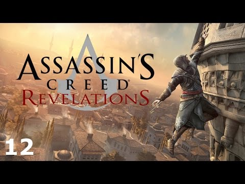Assassin's Creed: Revelations - Episode 12 - Pointing at Constantine