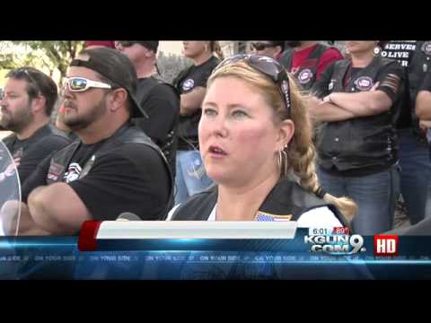 BACA: Bikers Against Child Abuse helps kids feel safe
