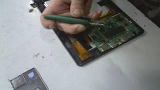 Прошивка BIOS Chuwi Hi10 Восстановление Chuwi Hi10 ремонт планшета