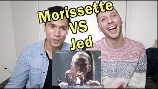 Battle Of Voices Morissette And Jed Madela (whitney Houston's Hit!) | Reacrion