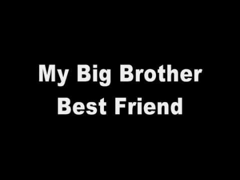 Friendship Is Music Big Brother Best Friend Forever Reprise