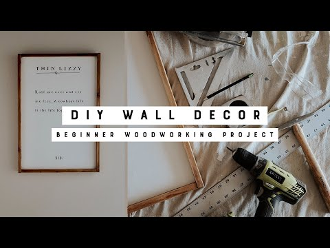 easy-diy-wall-decor- -beginner-woodworking-project