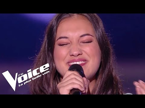 Beyonce - Halo | Thana-Marie | The Voice France 2018 | Blind Audition