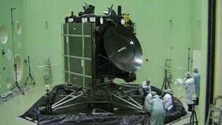 Rosetta Spacecraft at ESA