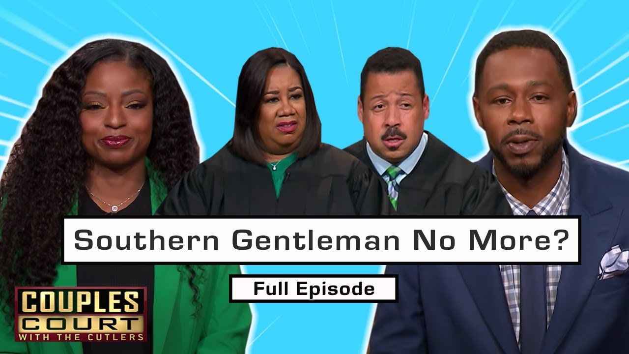 Southern Gentleman No More? Couple Is One Test Away From Marriage (Full Episode) | Couples Court