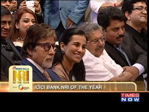 ICICI Bank NRI of the Year - Episode 1