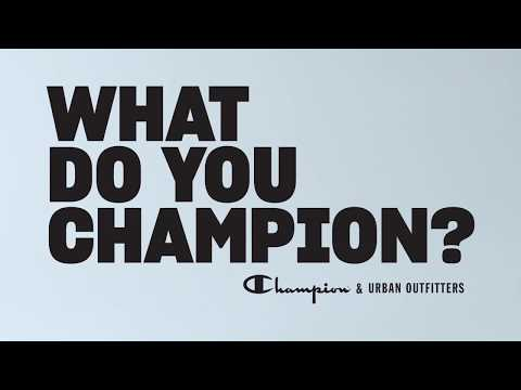 What Do You Champion?