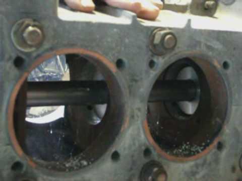 VW ENGINE CASE LINE BORE
