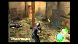 Resident Evil 4 :: Movie Code 01_05 :: Page 69 :: Achilles knee