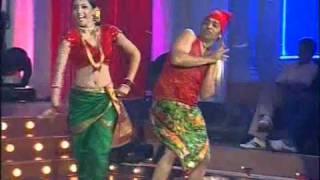 Shveta Salve & Longi - Koli Folk Dance * Jhalak Dikhlaja * Season 1