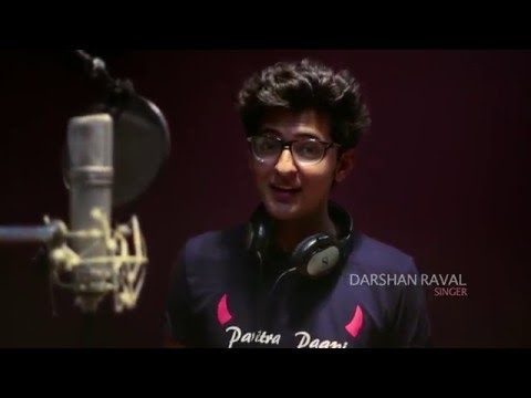 Making of Tu ne Hoon | Song | Darshan...