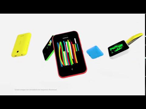 Nokia Asha 230 Dual SIM Fast, Easy, Smooth