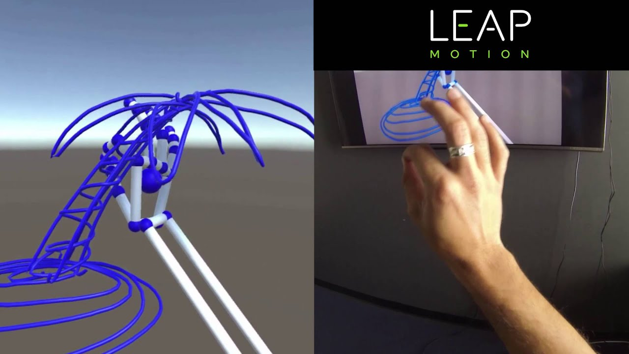 Image result for pinch draw leap motion