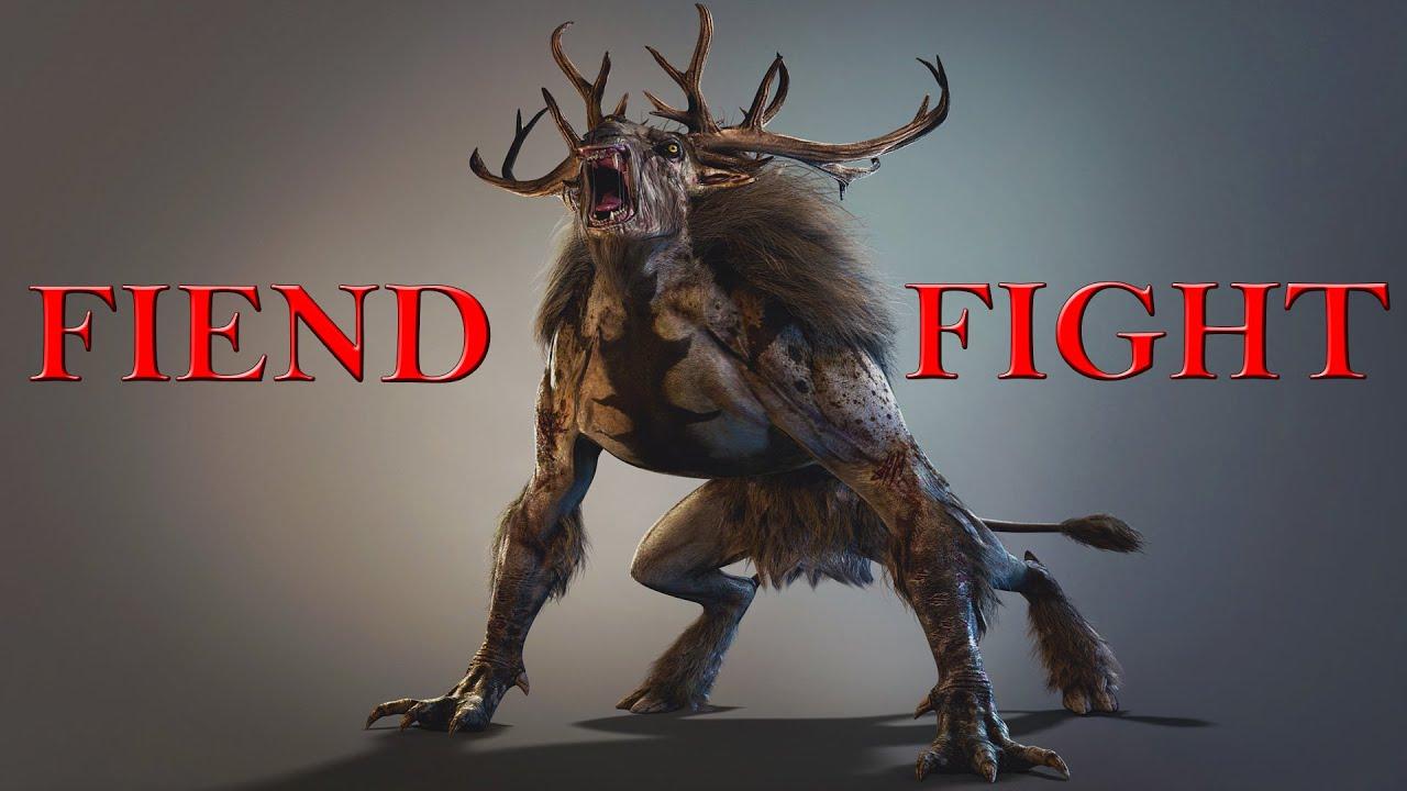 the witcher 3 fiend