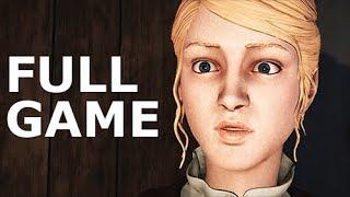 Black Mirror - Full Game Walkthrough Gameplay & Ending (No Commentary) (Horror Adventure Game)