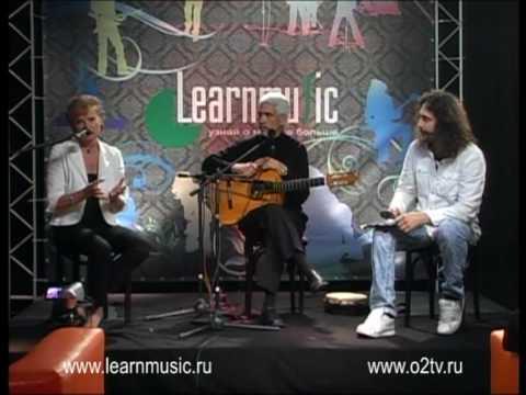 Paulinho Garcia 2/8 Learnmusic бразильский вокал
