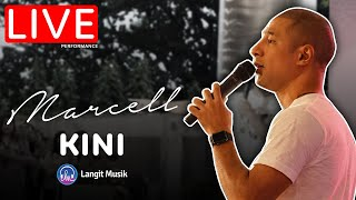 MARCELL - KINI | LIVE PERFORMANCE AT LET'S TALK MUSIC