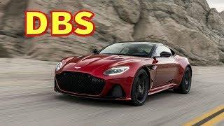 2019 aston martin dbs superleggera coupe | 2019 aston martin dbs superleggera sound | new cars buy
