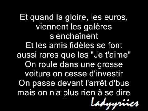 ♪ La fouine feat Zaho - Ma meilleure (Paroles)