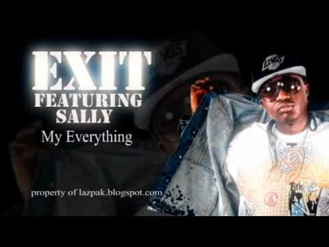 Exit Featuring Sally - My everything