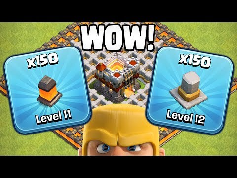 OMG! It's ALMOST OVER!?  How To Farm Walls | TH11 Farm To Max | Clash Of Clans