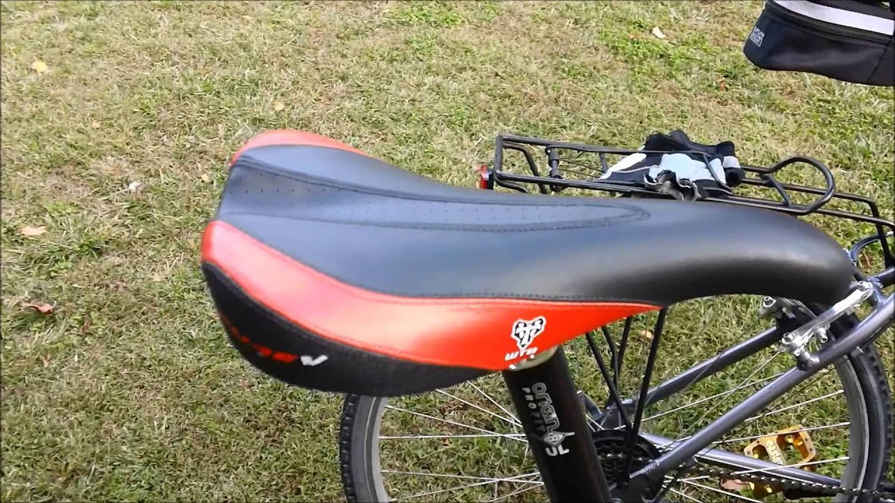 Wtb Pure V Race Saddle Overview Review Youtube