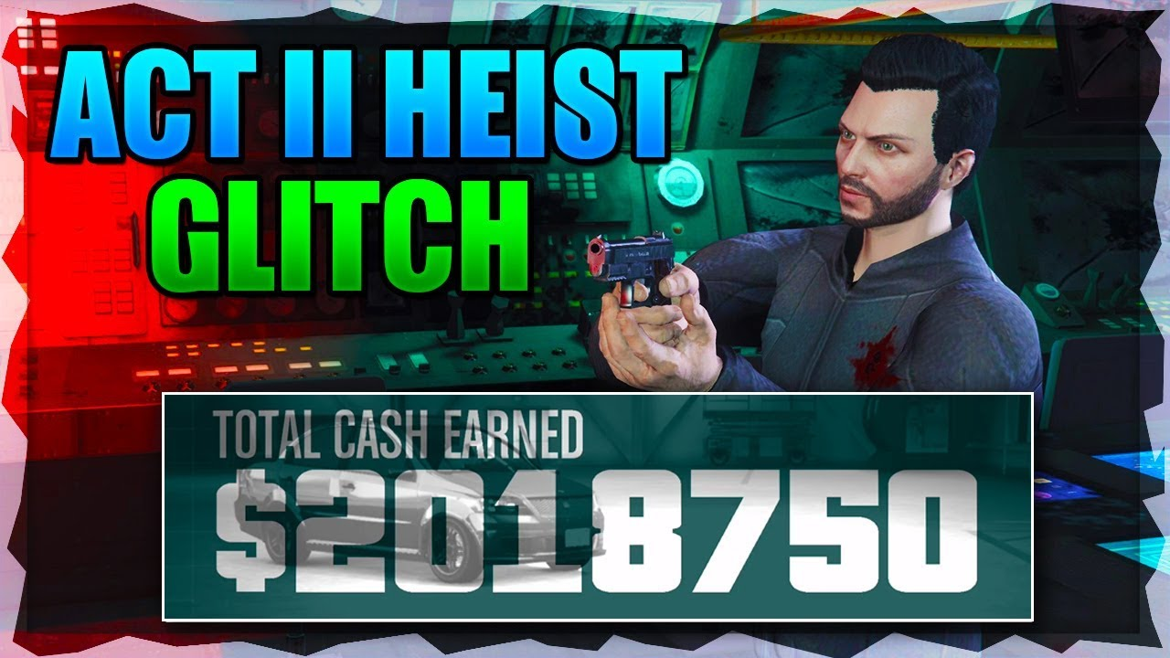 *LIMITED TIME* DOOMSDAY HEIST ACT 2 GLITCH 1 46! REPEAT THE HEIST FOREVER  AND MAKE $2 000,000 EASY!