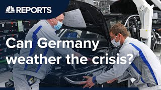 What's the future for the German economy? | CNBC Reports