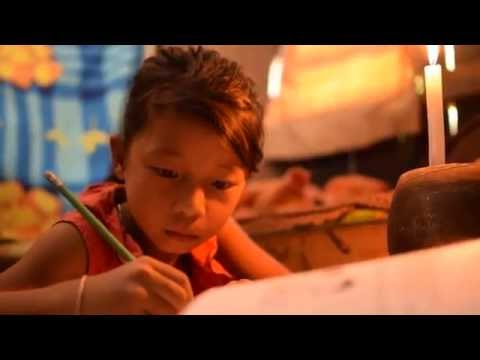 Myanmar: a young girl's struggle to complete school