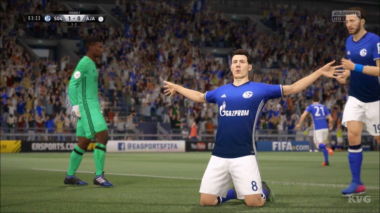 Schalke 04 Europa League 2021