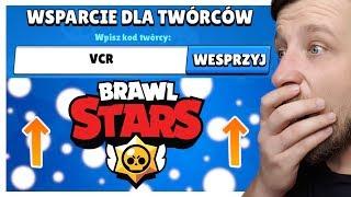 KOD TWÓRCY W SKLEPIE BRAWL STARS! CZY JUŻ GO MAM?! BRAWL STARS POLSKA